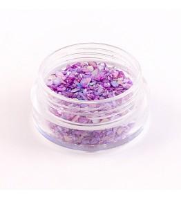 Crushed Shells - Purple, art. nr.: 76230.6