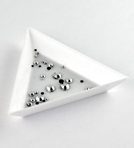 Tavita triunghiulara pietricele, art. nr.: 40035