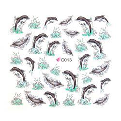 Nail Sticker, art. nr.: C013