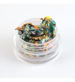 Folie aluminiu pentru Nail Art, art. nr.: 761577.4