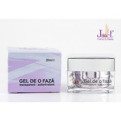 Gel de o faza, transparent, 28 ml, art. nr.: 20114