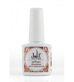 Gellago - Cinnamon, 7 ml, Oja UV Semipermanenta, art. nr.: 20204