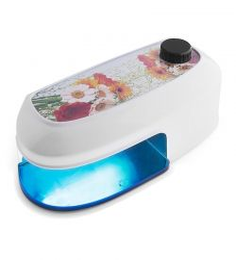 Lampa UV, 9W, tunel cu 1 bec, electronica, art. nr.: 300166