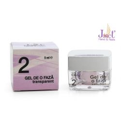 2 Gel de o faza transparent, 5 ml, art. nr.: 20278