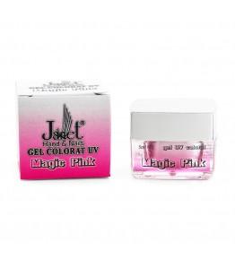 Gel decorativ Magic Pink, 5 ml, art. nr.: 20089
