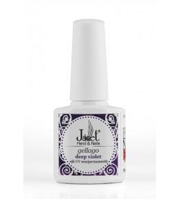 Gellago - Deep Violet, 7 ml, Oja UV Semipermanenta, art. nr.: 20312