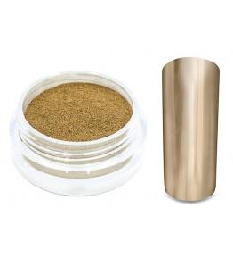 Pigment cromat pudra - Gold, cutiuta 1 gr., art. nr.: 76798