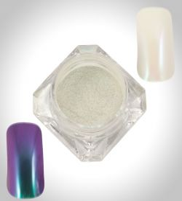 Mirror Chrome powder Green-Purple 76812
