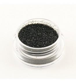 Glitter, cutiuta 3 gr., Negru, art. nr.: 76218