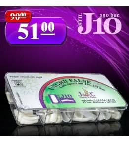 Tipsuri J10 cutie 250 buc