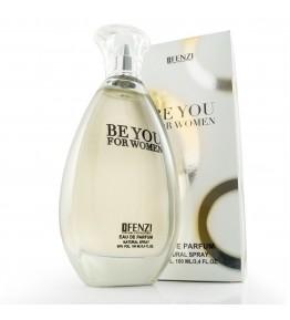 JFENZI - Be You - Apa de parfum pentru femei 100 ml