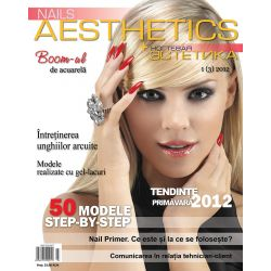 Revista Nails Aesthetics, Nr. 3 / februarie 2012