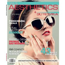 Revista Nails Aesthetics, Nr. 5 / iulie 2012