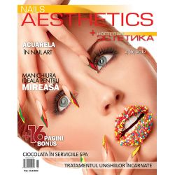 Revista Nails Aesthetics Nr. 6 / septembrie 2012