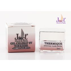 Thermique shimmer nude-white, 5ml, art. nr.: 20206