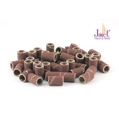 Pile cilindrice, duritate fina 180, set 50 buc., art. nr.: 10113