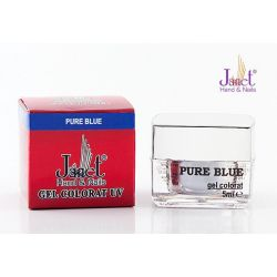 Gel colorat Pure Blue, 5 ml, art. nr.:20003.3