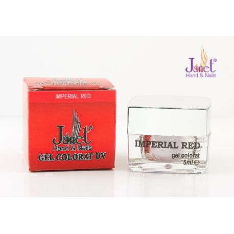 Gel colorat Imperial Red, 5 ml, art. nr.: 20003.56