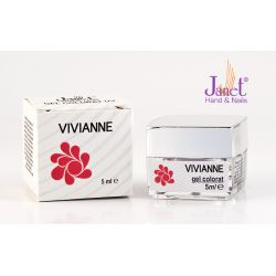 Gel colorat Vivianne, 5 ml, art. nr.: 20081.9