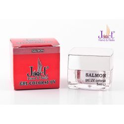 Gel colorat Salmon, 5 ml,...