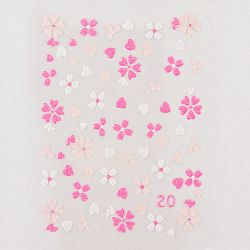 Nail Sticker, art. nr.: 154