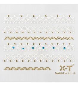 Nail Sticker, art. nr.: 162