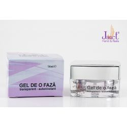 Gel de o faza, transparent, 14 ml, art. nr.: 20113