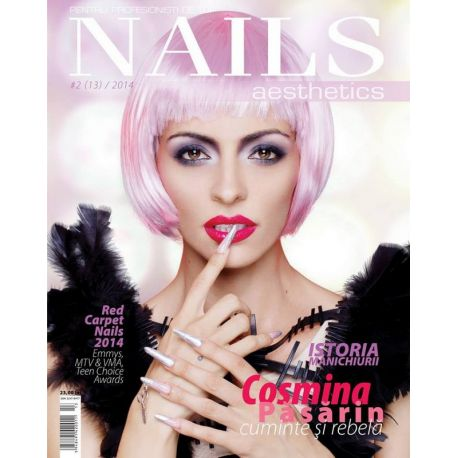 Revista Nails Aesthetics Nr. 13 / 2014