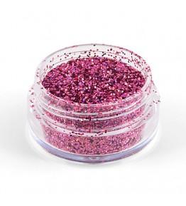 Glitter, cutiuta 3 gr., Holo Pink, art. nr.: 76216.49