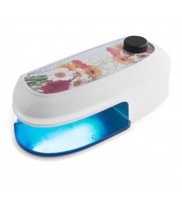 Lampa UV , 9W, tunel cu 1 bec, electronica, art. nr.: 300166