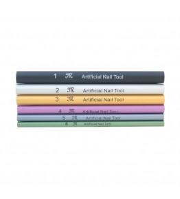 Pinch Sticks, set 6 tuburi pentru format curba C, art. nr.: 300155