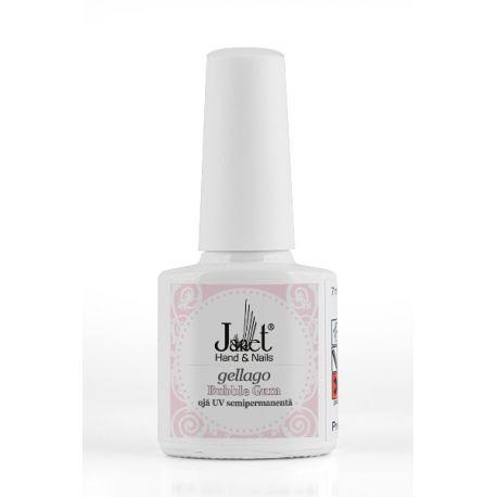 Gellago - Bubble Gum, 7 ml, Oja UV Semipermanenta, art. nr.: 20295