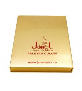 Paletar culori Janet, art....