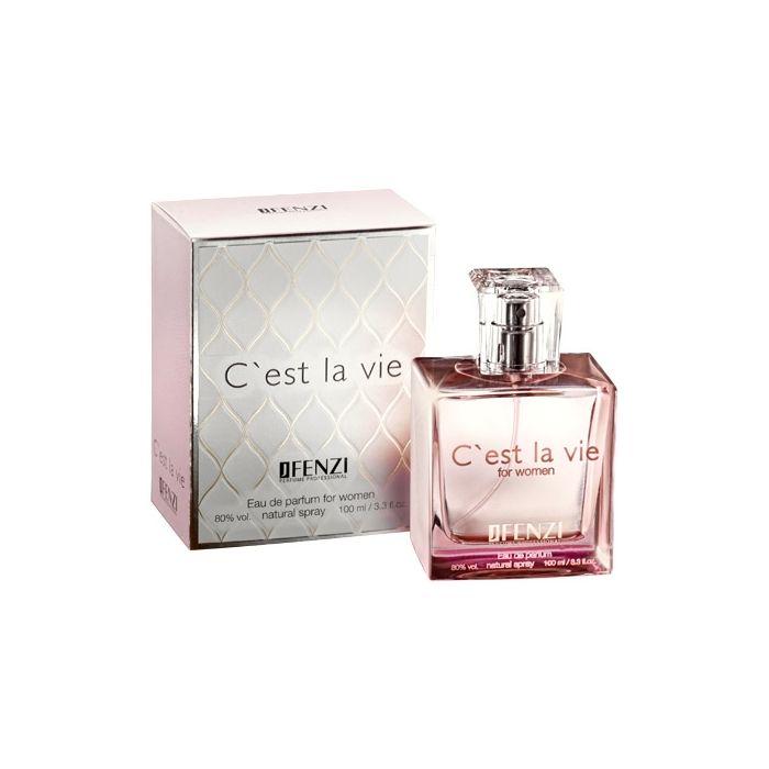 Jfenzi Cest La Vie Apa De Parfum Pentru Femei 100 Ml Janet