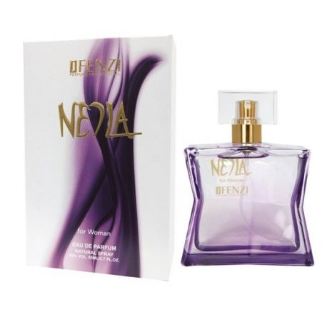 JFENZI - Neila - Apa de parfum pentru femei 80 ml