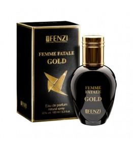JFENZI - Femme Fatale Gold...