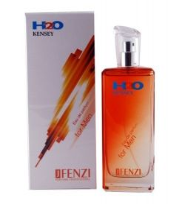 JFENZI - Kensey H2O Men - Apa de parfum pentru barbati 100 ml