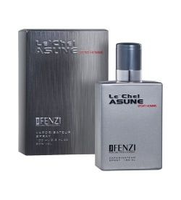 JFENZI - Le Chel Asune Sport Homme - Apa de parfum pentru barbati 100 ml