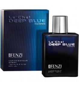 JFENZI - Le Chel Deep Blue - Apa de parfum pentru barbati 100 ml