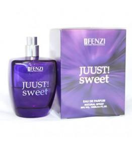 JFENZI - Juust! Sweet - Apa de parfum pentru femei 100 ml