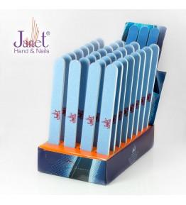 Display 32 pile profesionale Pastel Blue, art. nr.: 10138
