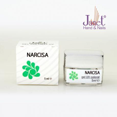 Gel colorat Narcisa, 5 ml, art.nr.: 20081.66