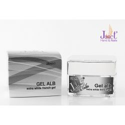 Gel extra white, 28 ml, art. nr.: 20050