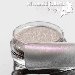 Mermaid Glitter Purple 76837