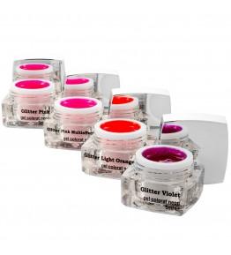 Set patru geluri colorate, 5 ml, art. nr.: 20104