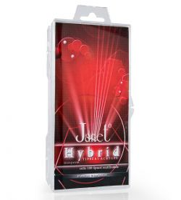 Hybrid Tipsuri pentru Acrygel - 100 clear