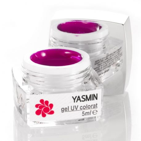 Gel Colorat UV Yasmin