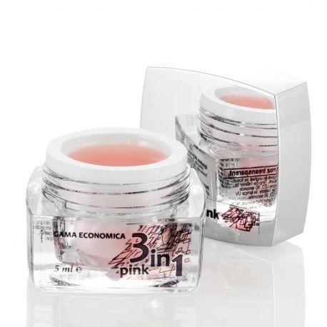Gel UV 3in1 Pink 5ml