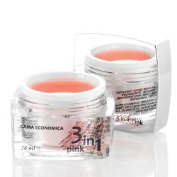 Gel UV 3in1 Pink 28 ml