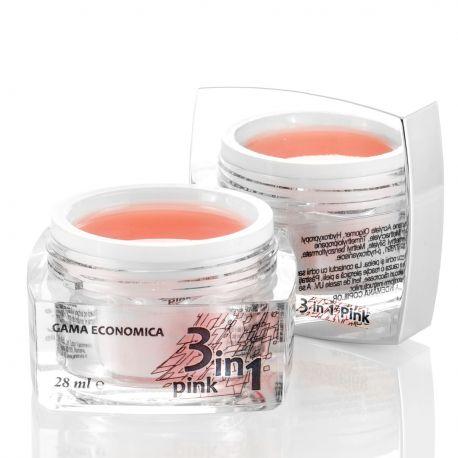 Gel UV 3in1 Pink 28 ml